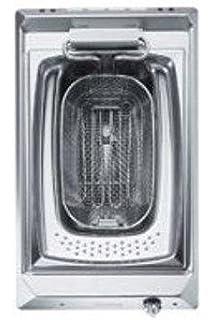Smeg - Freidora Modular Sefr536X, 2200W, 4L, Inox Total
