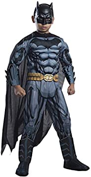 Rubie's Costume DC Superheroes Batman Child Deluxe Costume, Me