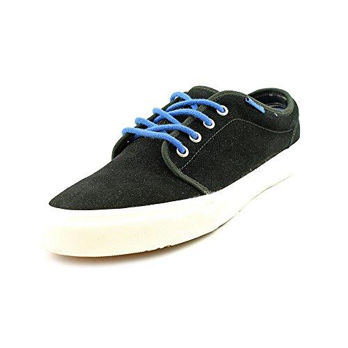 Vans , Herren Sneaker Black White Suede