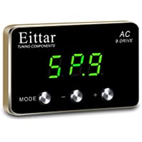 Eittar Universal Electronic Throttle Controller Upgrade Latest Version, 9 MODE Pedal Accelerator Fuel-efficient