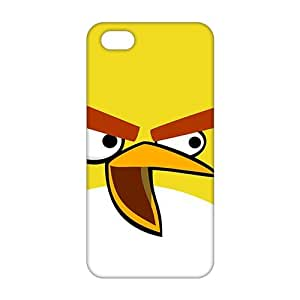 Real-Fashion Angry birds (3D)Phone Case for iPhone 4/4s