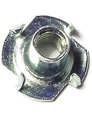 Hard-to-Find Fastener 014973166991 T-Nuts, 8mm-1.25 x 15mm, Piece-10