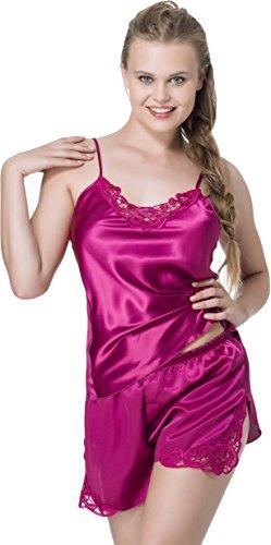 stylenmore - Pijama - Básico - para mujer rosa L