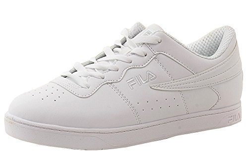 22beedba67 Fila Men's 13 Low Indoor Court Shoe, White/White/White, 10 D US - Buy  Online in Oman. | Apparel Products in Oman - See Prices, Reviews and Free  Delivery in ...