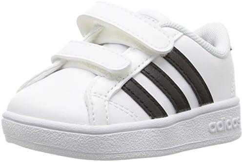 adidas Originals Kids' Grand Court Shoe (Older Kids