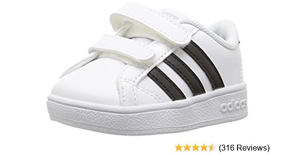 purchase cheap efa2d 8d3e5 Amazon.com  adidas Kids Baseline CMF Inf Sneaker  Sneakers