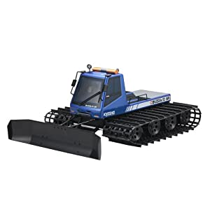 Kyosho Blizzard LAN Wireless Edition RC Snow Cat RTR Vehicle
