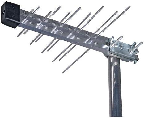 Labgear LABLPC - Antena log periódica de televisión (400 mm) [Importado de Reino Unido]