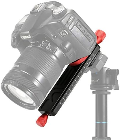 Black Tripods Monopods Xllcrh Heavy Duty Video Camera Tripod Action Fluid Drag Head with Sliding Plate for DSLR /& SLR Cameras Color : Black Small Size