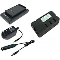 PowerSmart 6V 2100mAh Ni-MH Battery With Charger for HITACHI VM-BP82, VM-BP82A, VM-BP82G, VM-BP83, VM-BP83A, VM-BP84, VM-BP84A