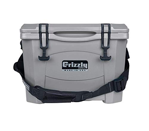 Grizzly  15 Quart Rotomolded Cooler ()