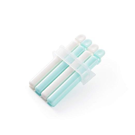 Encoco - Juego de 3 bolsas de plástico con cierre de clip ...