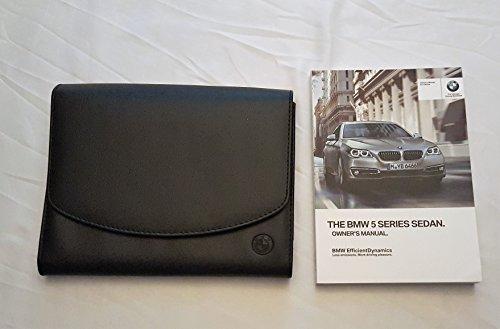 2016 BMW 5 Series Sedan Owners Manual