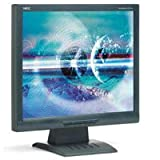 NEC AccuSync LCD17V-BK 17-inch LCD Monitor (Certified Refurbished)