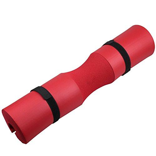 Ueasy Barbell Squat Pad Barbell Bar Neck Shoulder Pad Squ...