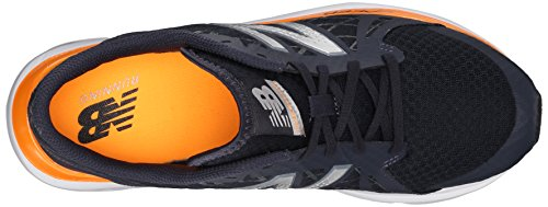 New Balance Mens M690v4 Running Shoe Grey/Orange Ld1vX5