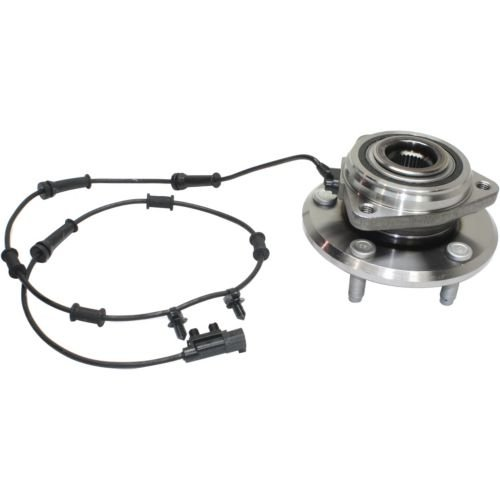 Perfect Fit Group Repj283716   Wrangler  Jk  Front Hub Assembly  Rh Lh  4Wd  Rwd