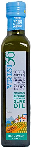 Vrisi36 Extra Virgin Olive Oil, Oregano Infused