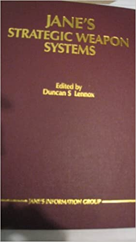 Jane\'s Strategic Weapon Systems - ISBN:9780710608802