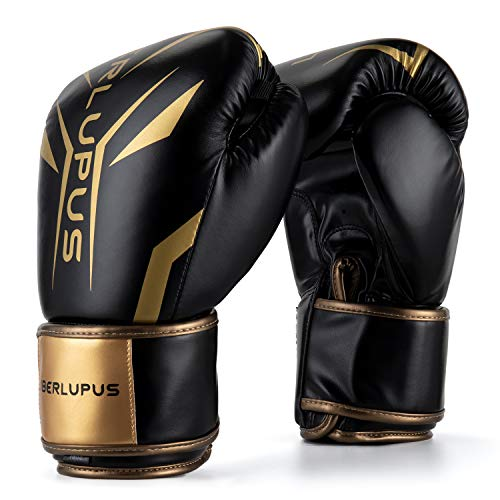 Liberlupus Boxing Gloves for