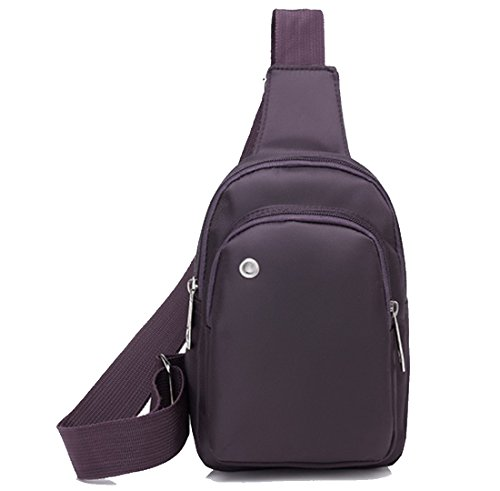 874f47e3831c NDY Oxford Cloth Chest Bag Waterproof Wear-Resistant Shockproof Breathable  Off-The-Shelf Sterling Fashion Light and Convenient with Headphone Hole ...