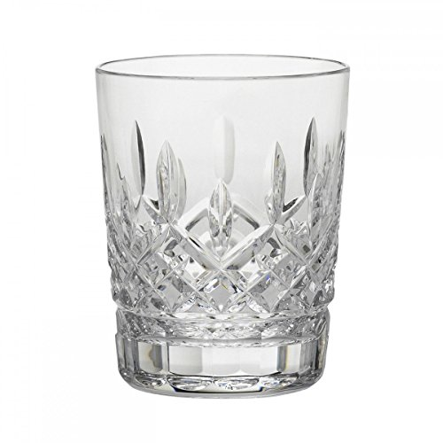 Lismore Old Fashioned Glass - Waterford Crystal Lismore 12-Ounce Double Old Fashion