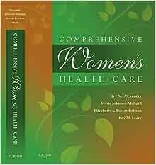 Comprehensive Women's Health Care: 9780323046350: Medicine ...