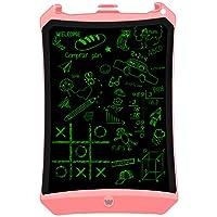"""Woxter Smart Pad 90 Pink - Pizarra electrónica, Tableta de escritura de 9"""", Tonalidad Verde, Sensor de presión (10-200g…"""