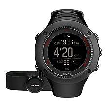 Suunto Ambit 3 HR Run Watch Black