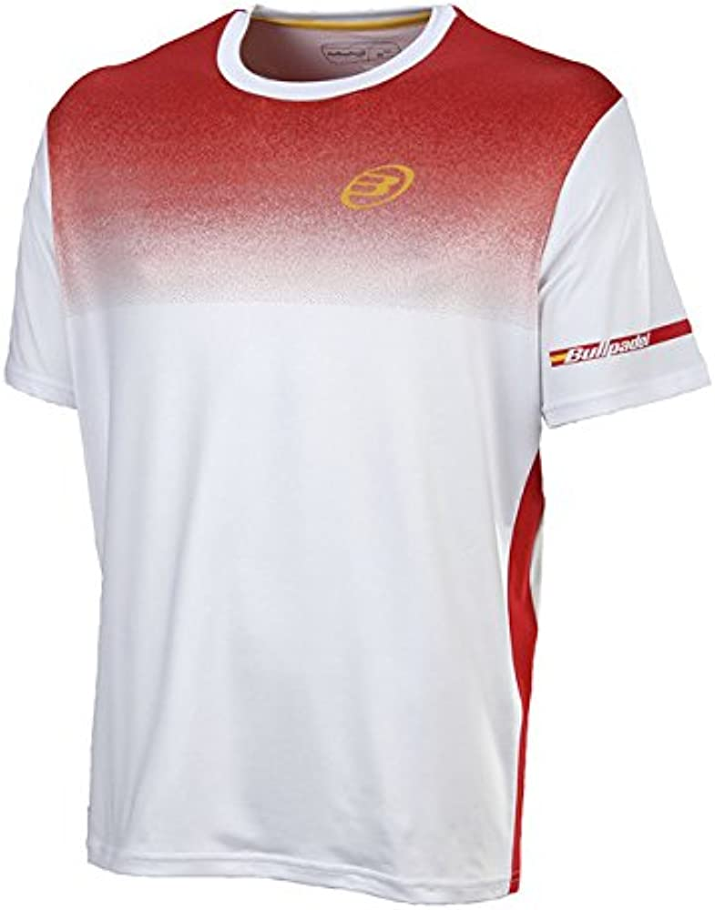Bull padel - Camiseta de Hombre bagni bullpadel: Amazon.es: Ropa y ...