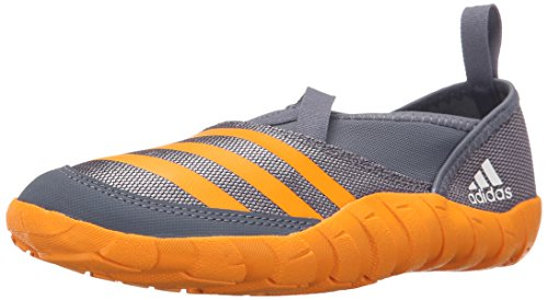 UPC 889133799834, adidas Outdoor Jawpaw Water Shoe (Little Kid/Big Kid), Onix/Equipment Orange/Grey, 6 M US Big Kid