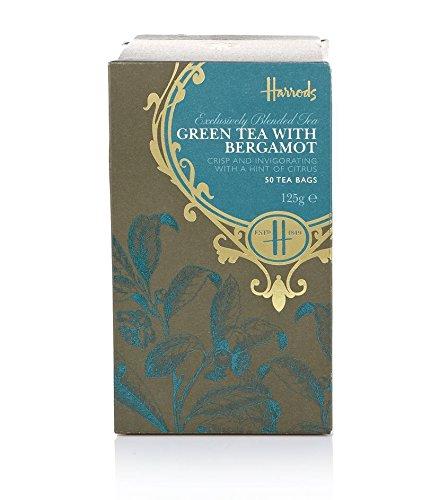 Harrods Green Tea Bags - 5