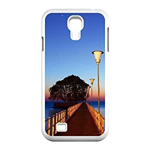 Charming scenery Unique Design Cover Case with Hard Shell Protection for SamSung Galaxy S4 I9500 Case lxa#224802