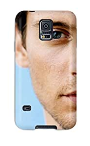 Hot Hot Tpu Cover Case For Galaxy/ S5 Case Cover Skin - Tobey Maguire