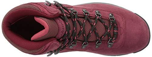 Columbia Hiking Red Marsala Boot Amped Women's Ridge Red Plus Wide Sunset Newton Waterproof 161Sqrw