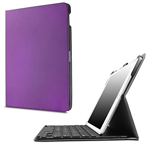 Infiland iPad Pro 9.7 Keyboard Case - Ultra-thin Smart St...