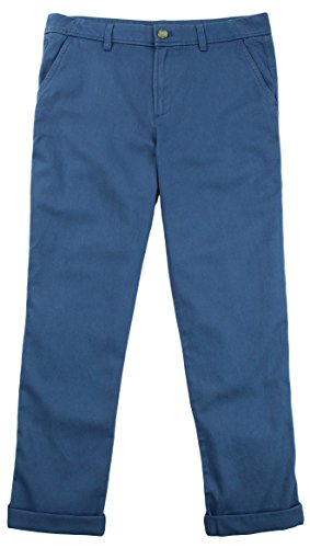 Price comparison product image J. Crew - Women's - Slim-Fit Boyfriend Chino Pants (Multiple Colors (4,  French Navy)