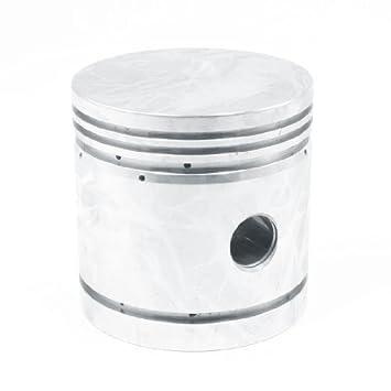 De repuesto 21 mm calibre diámetro Pin del pistón para compresor de aire aleación de aluminio: Amazon.es: Bricolaje y herramientas