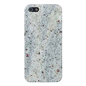 NEW Kashmir White Granite Marble Design Cover Case Skin for iPhone 5/5S NEW