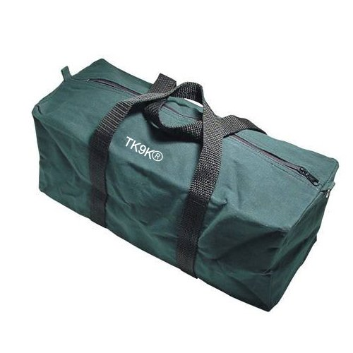 Tool Storage Canvas Tool Bags Canvas Tool Bag 600mm Heavy duty tool bag made from heavy cotton canvas. Strong webbing handles and heavy duty nylon zip. Flared pocket. by SILVERL