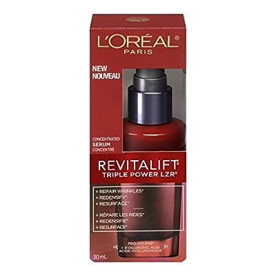 L'Oreal Paris Skin Care Revitalift Cleanser, Serum & Day Lotion Kit