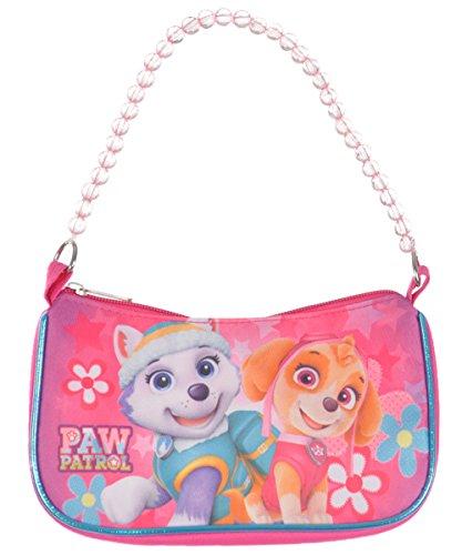 Bolso de hombro Nickelodeon Paw Patrol para niña con correa de cuentas