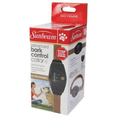 Sunbeam Advanced Ultrasonic Bark Control Dog Collar (Sunbeam Bark compare prices)