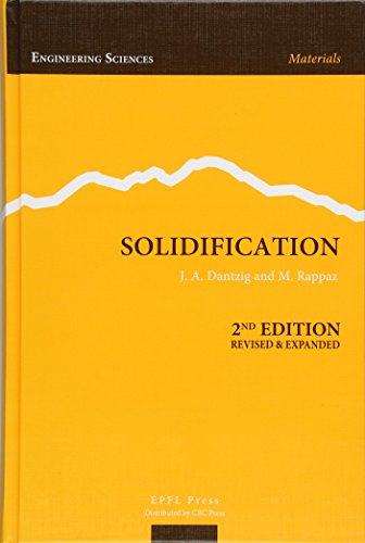 Solidification, Second Edition (Materials)
