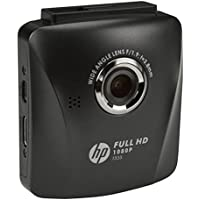 HP f335 Dash Cam HD Video Recorder with G-Sensor and Loop Recording Function