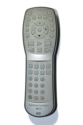 OEM Harman Kardon Remote Control: DVD 31 - Buy Online in UAE  | Aht