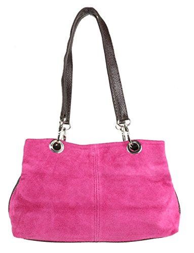 femme à fuchsia Girly Handbags bandoulière Sacs U0nxwOq7