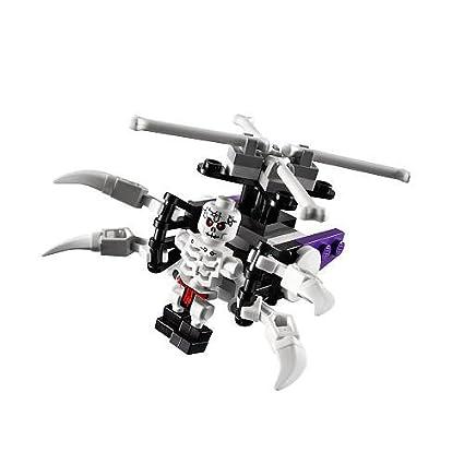 Amazon.com: LEGO Ninjago Exclusivo Mini Figure Set # 30081 ...