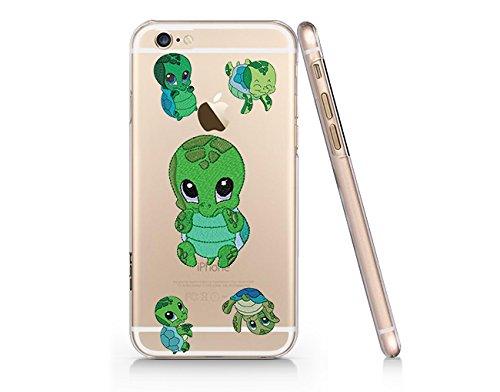 Amazon.com: Lindo tortuga ninja turtle Funda iPhone 6 6S ...