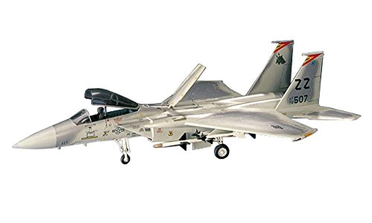 [해외] 하세가와 1/72 미국 공군 F-15C 이글 프라모델  C6